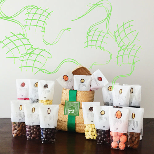 Hari Raya Chocolate Gift Hamper | Halal Gifts Singapore