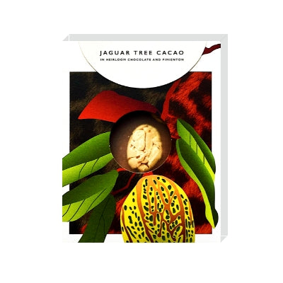 Dark Chocolate - Naive Jaguar Tree Cacao | Luxury Chocolate