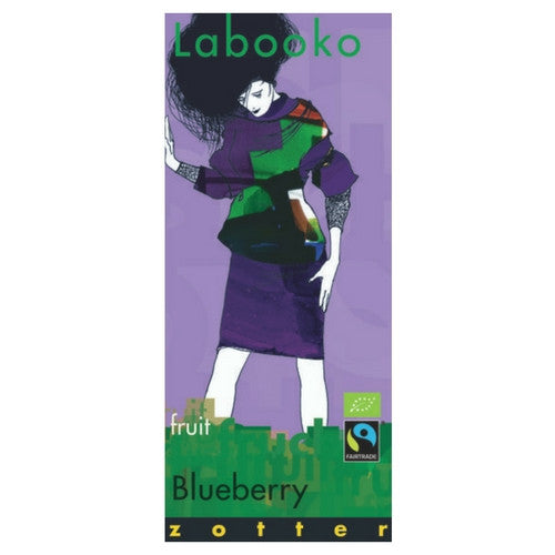 Labooko Chocolate - Blueberry