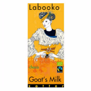 Labooko Chocolate - Goat's Milk