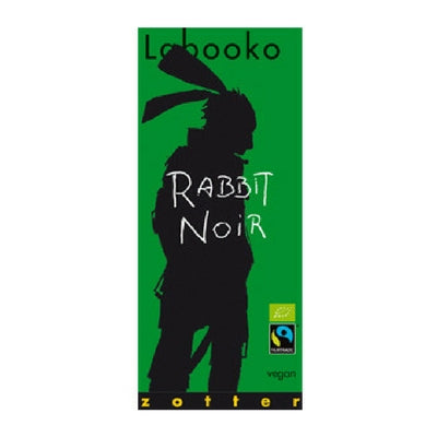 Labooko - Rabbit Noir - Dark Chocolate