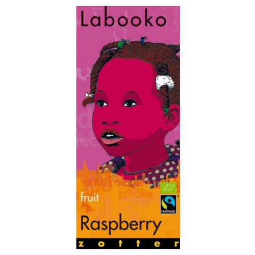 Labooko Chocolate - Raspberry