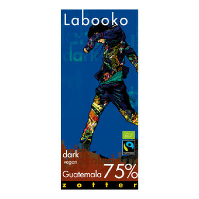 Dark Chocolate - Labooko Guatemala | Chocolate Delivery
