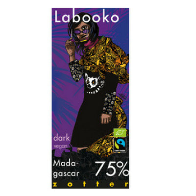 send chocolates | labooko madagascar dark chocolate