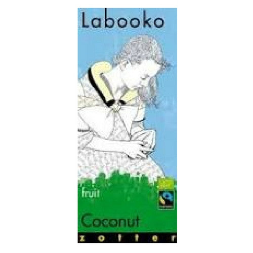 Labooko - White Chocolate - Coconut