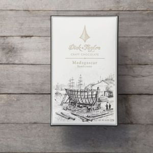 Dick Taylor Madagascar Sambirano 72% - Best Dark Chocolate 2016 - HelloChocolate®- Dick Taylor