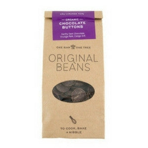 milk chocolate drop for baking | original beans femmes de virunga 55%