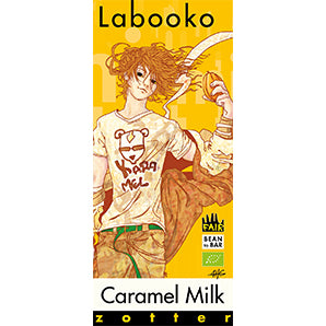 Milk Chocolate | Labooko Caramel Milk | Chocolates Singapore