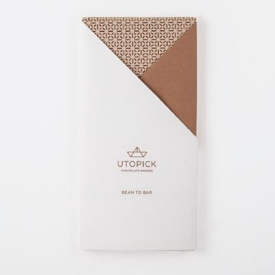 Milk Chocolate - Black Truffle 56% | Utopick