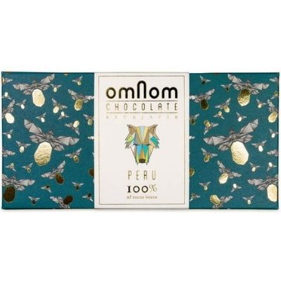 omnom no sugar chocolate 100% peru | chocolate shop japan