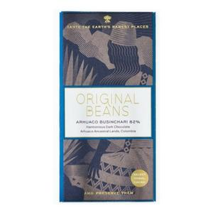 Original Beans - Dark Chocolate - Arhuaco Businchari 82%