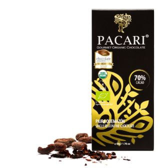 Pacari Piura Quemazon 70% - Limited Edition - Best Chocolate 2013/2014 - HelloChocolate®- Pacari