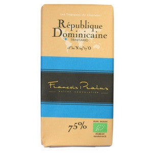 Pralus Chocolate - Dominican Republic 75%