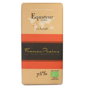 Pralus - Dark Chocolate - Ecuador 75%