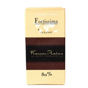 Pralus - Fortissima 80% - Dark Chocolate | best chocolate online