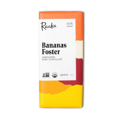 chocolate online shop | raaka bananas foster