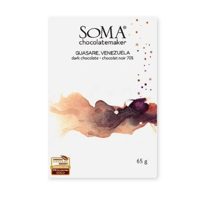 Soma - Dark Chocolate - Guasare 70%
