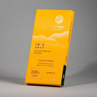 Sugar-Free Chocolate - Fu Wan 100% | Luxury Chocolate