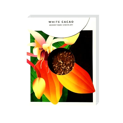 Naive - Ancient Dark Chocolate - White Cacao 80%