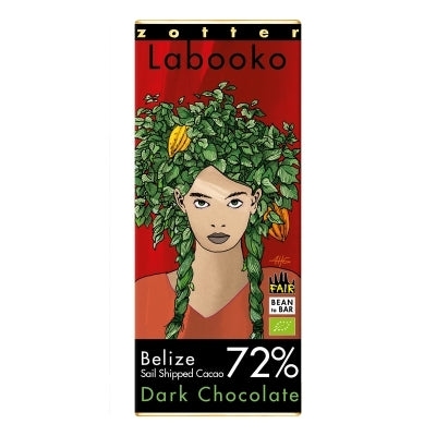 Dark Chocolate- Labooko Belize | Bean-to-Bar Chocolate