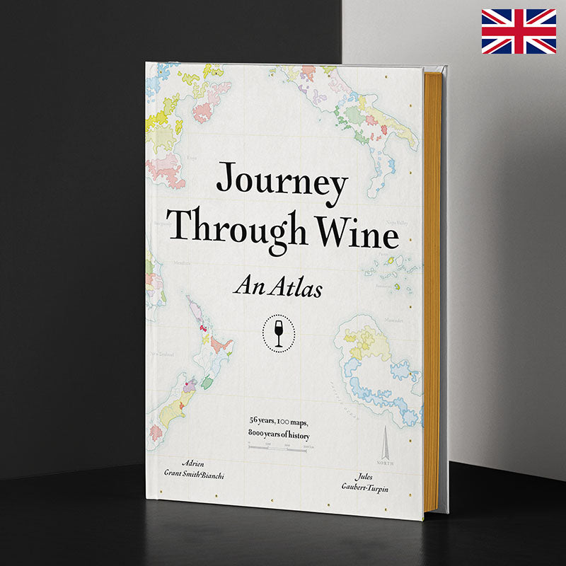 World Atlas of Wine (available in 4 languages)