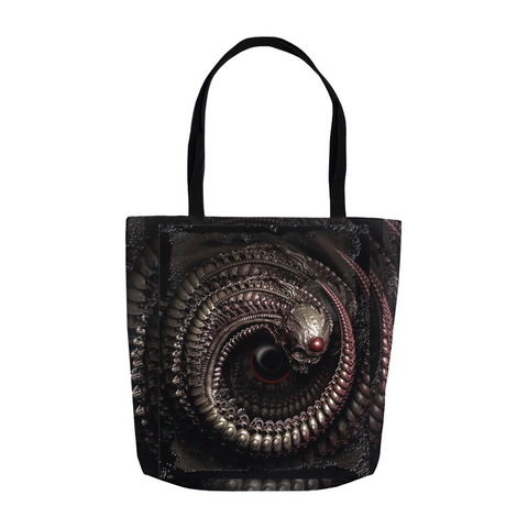 Tote Bags: NecroHelix