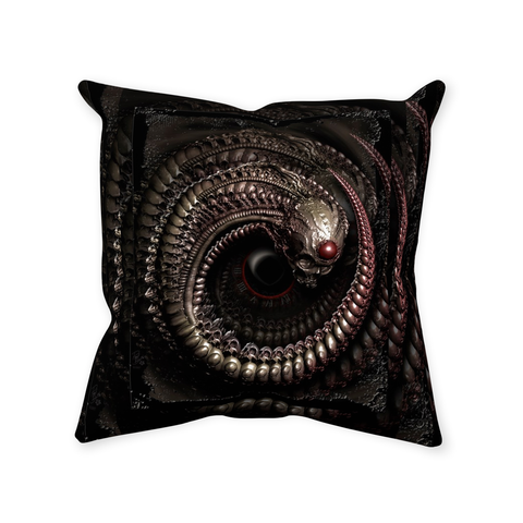 Throw Pillows: NecroHelix
