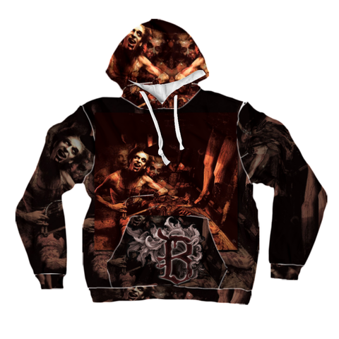 All-Over Print Pullover Hoodies: Voices