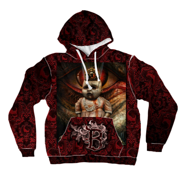 All-Over Print Pullover Hoodies: Dawn of a New Age