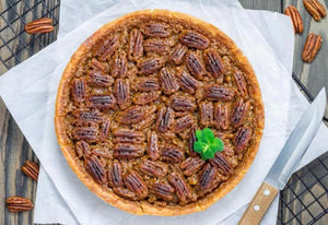 honey bourbon pecan pie