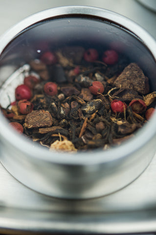 Signature Tea Blends