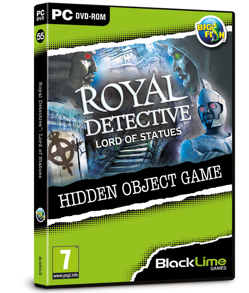 Royal Detective 2 The Lord Of Statues
