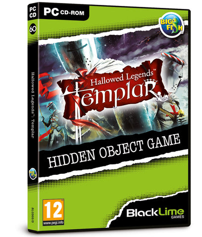 Hallowed Legends 2 The Templar