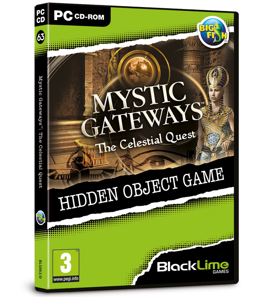 Mystic Gateways The Celestial Quest