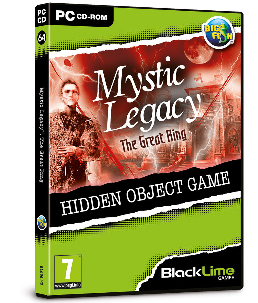 Mystic Legacy : The Great Ring