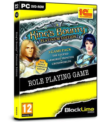 King's Bounty Platinum Edition