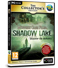 Mystery Case Files: Shadow Lake Collectors Edition