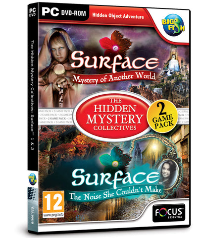 Surface 1 & 2 The Hidden Mystery Collectives