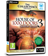 House of 1,000 Doors Serpent Flame Collectors Edition
