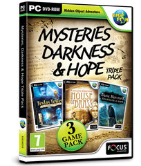 Mysteries, Darkness & Hope Triple Pack