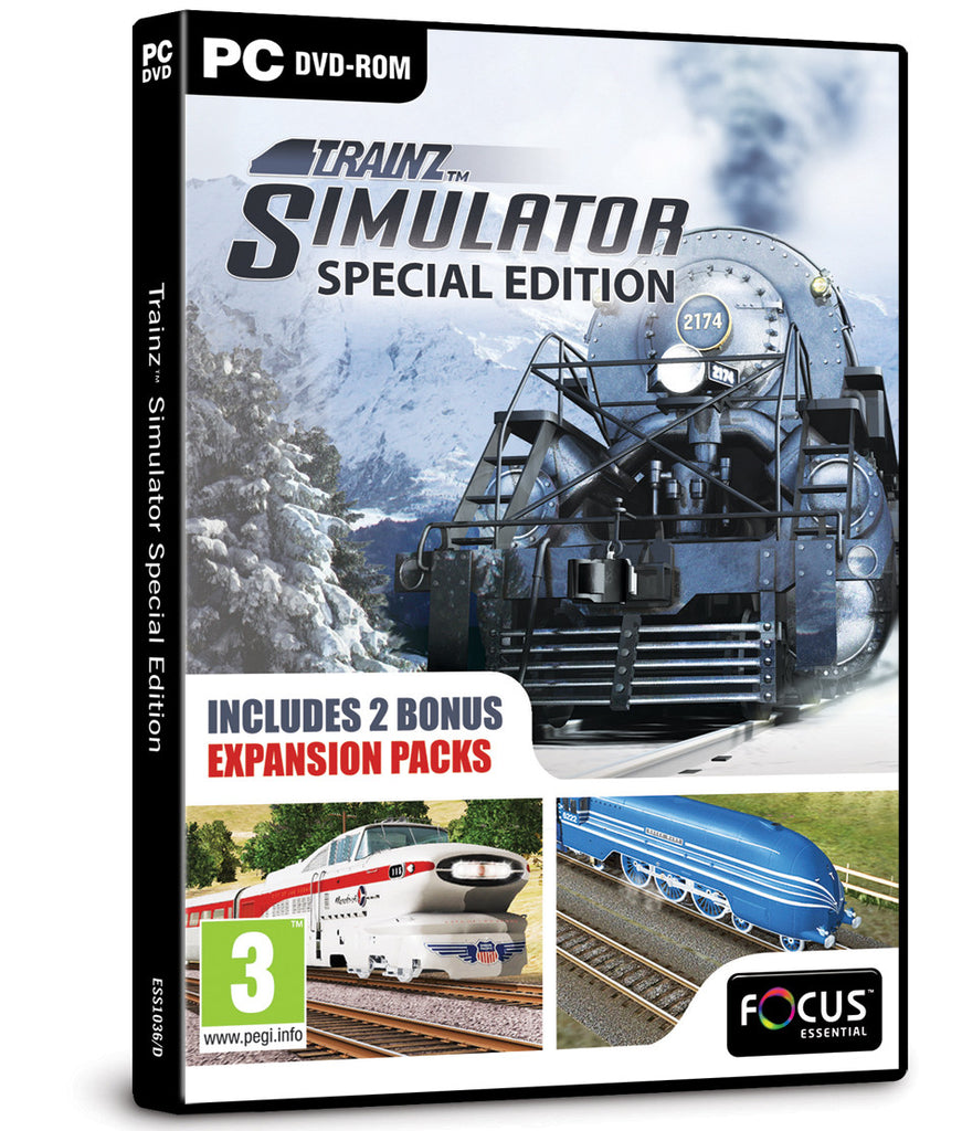 Trainz Simulator 'Special Edition'