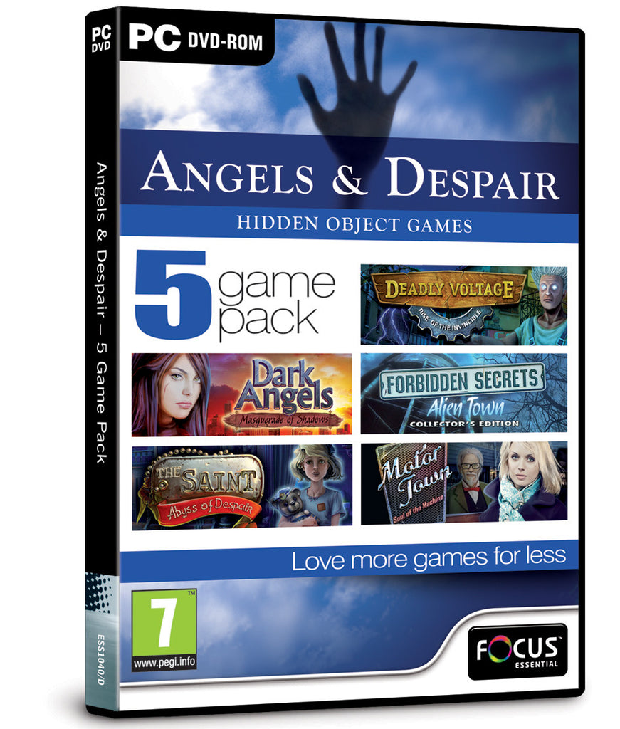 Angels & Despair - 5 Game Pack