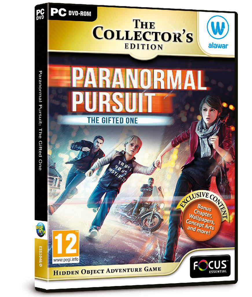 Paranormal Pursuit - The Gifted One Collector's Edition