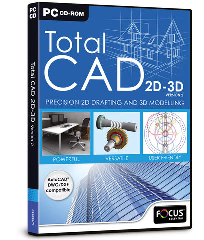 Total CAD 2D/3D Version 2