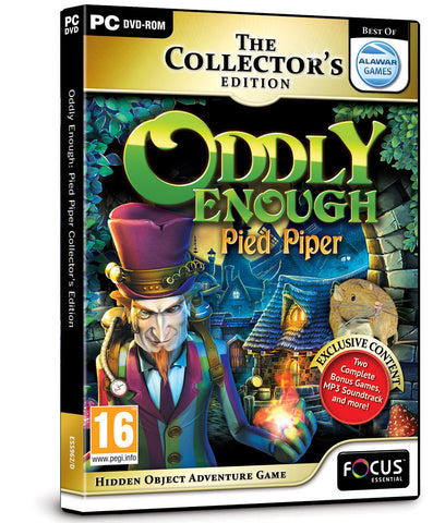 Oddly Enough: Pied Piper Collector's Edition
