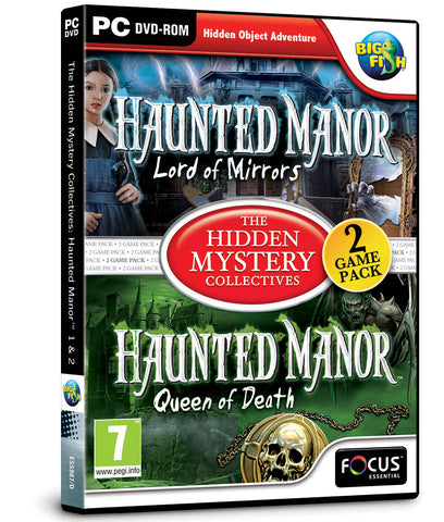 Haunted Manor™ 1 & 2 (The Hidden Mystery Collectives)