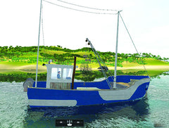 Fishing, Trawling and Park Simulator Triple Pack