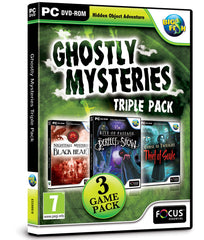 Ghostly Mysteries Triple Pack