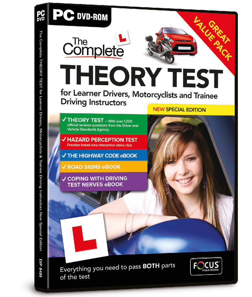 The Complete Theory Test Special Edition