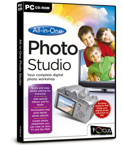 All-in-One Photo Studio